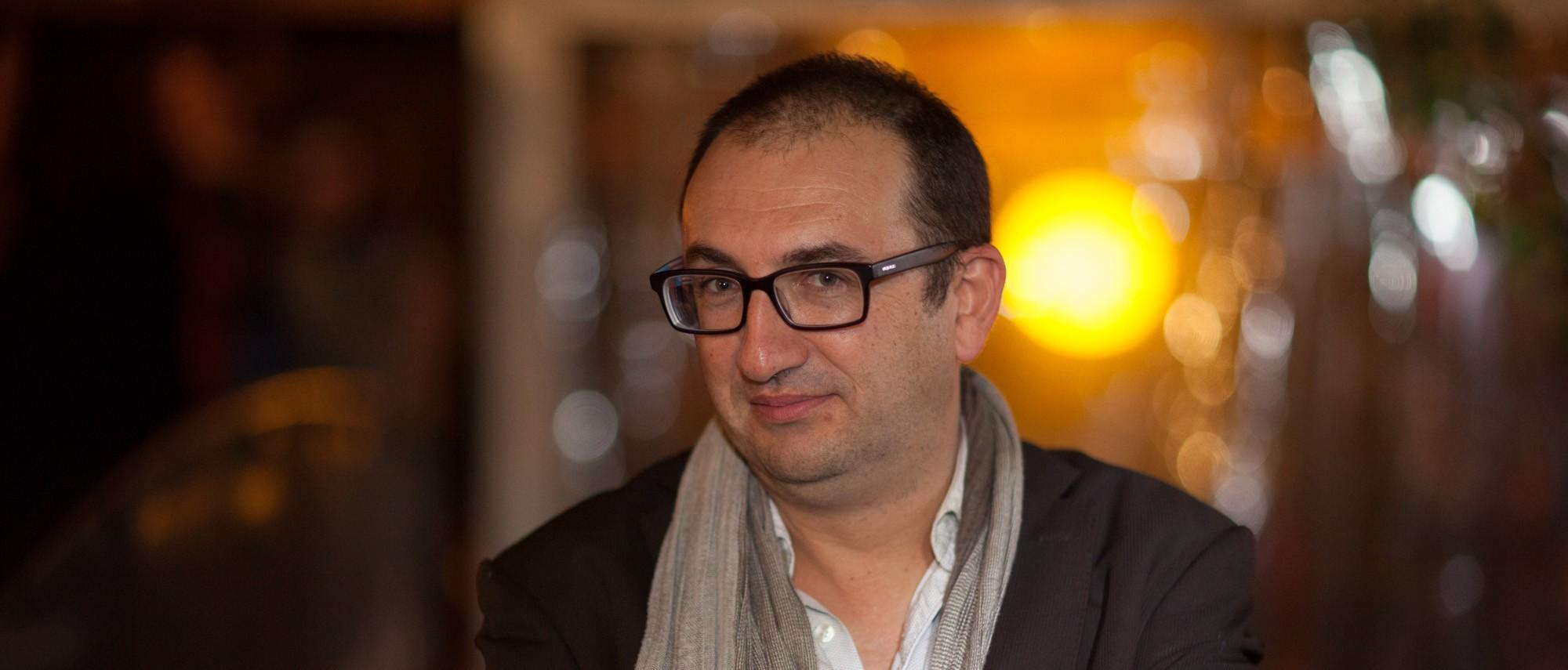Alain Garnier, CEO de Jamespot