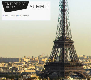 Enterprise Digital Summit in Paris