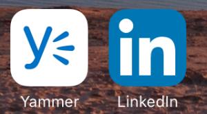 Yammer LinkedIn