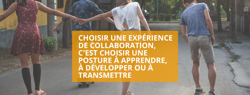 Experience de collaboration